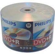 50 DVD+R PHILIPS 16X LOGO