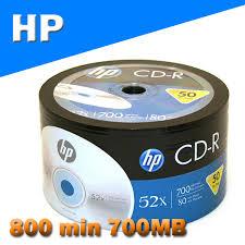 50 CDR HP 52X LOGO