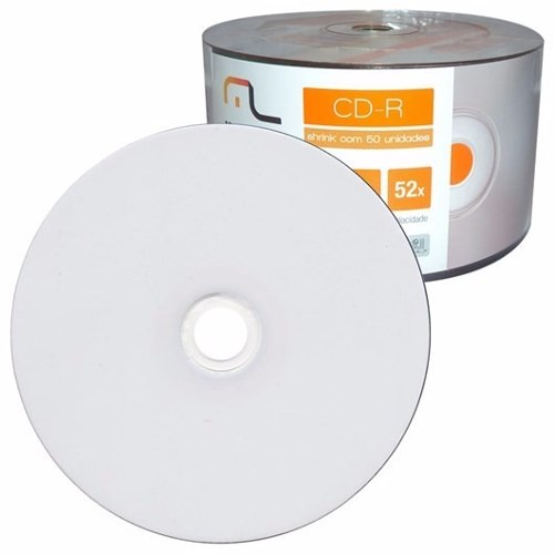 50 CDR MULTILASER PRINTABLE  52X