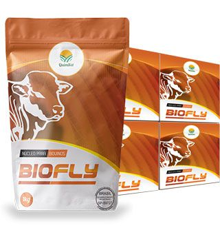 BIOFLY Nucleo para Bovinos de Corte e Leite 1kg
