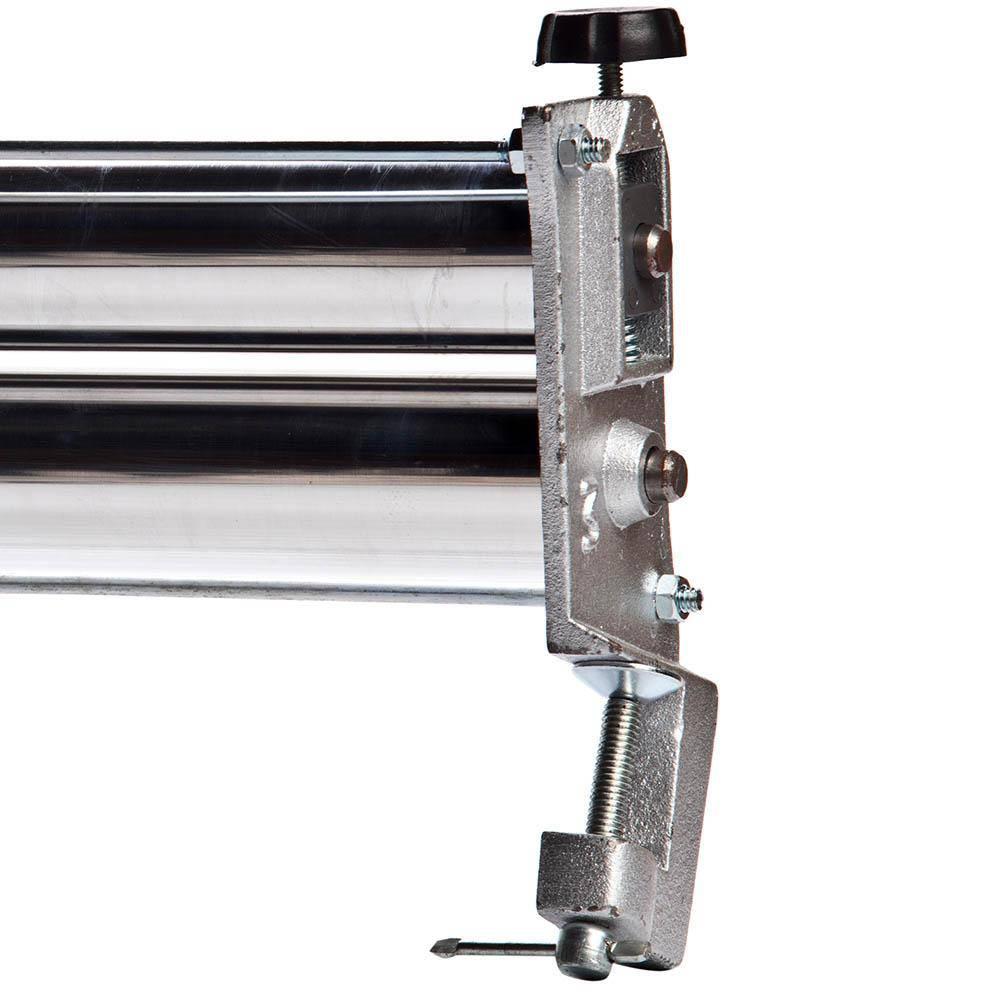 Cilindro Laminador de Alumínio para massas