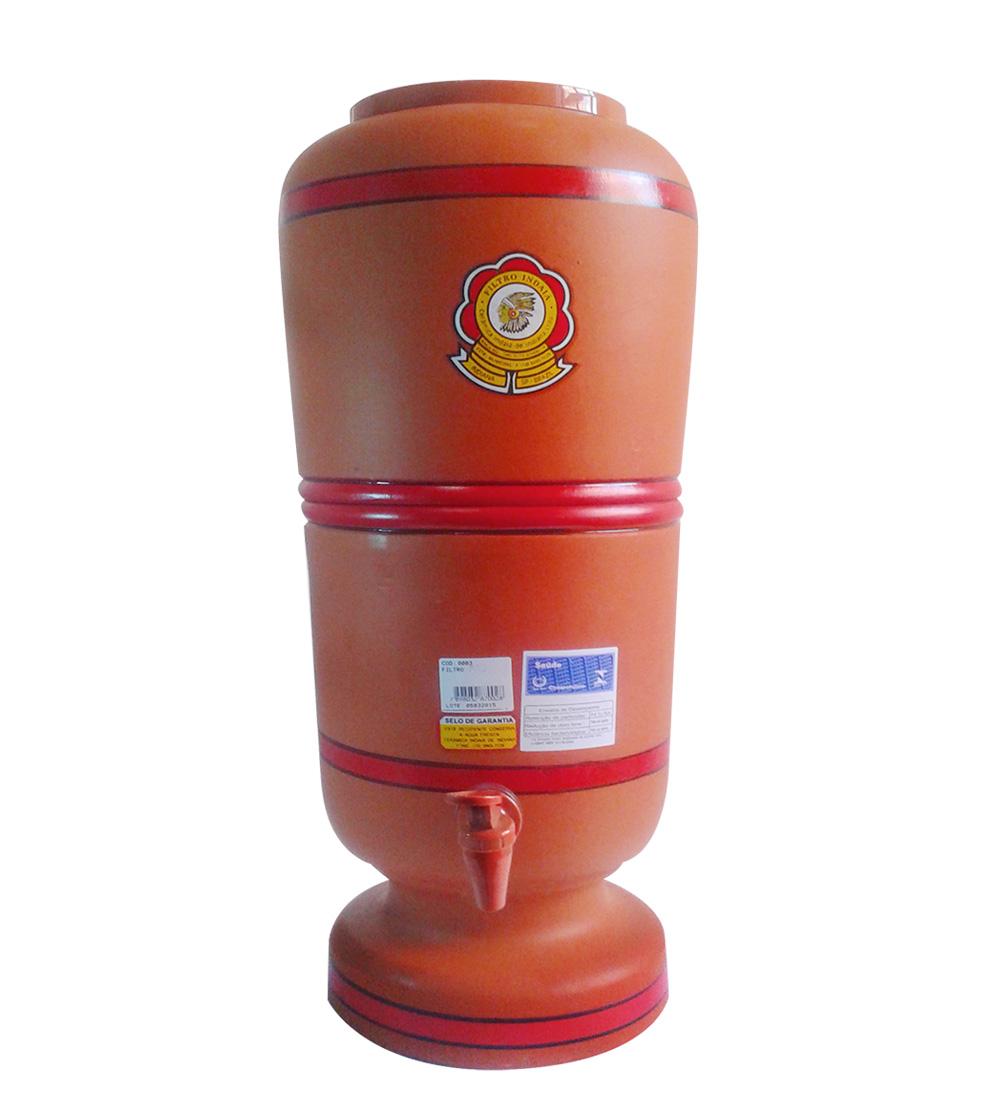 Filtro de Barro - Capacidade de 6 Litros