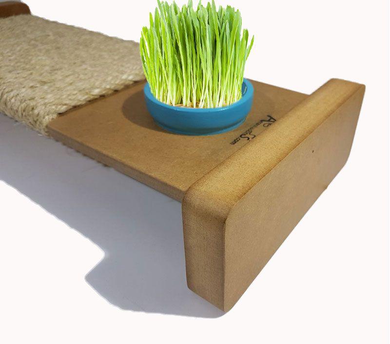 Arranhador Sisal para gatos - Grass Cat
