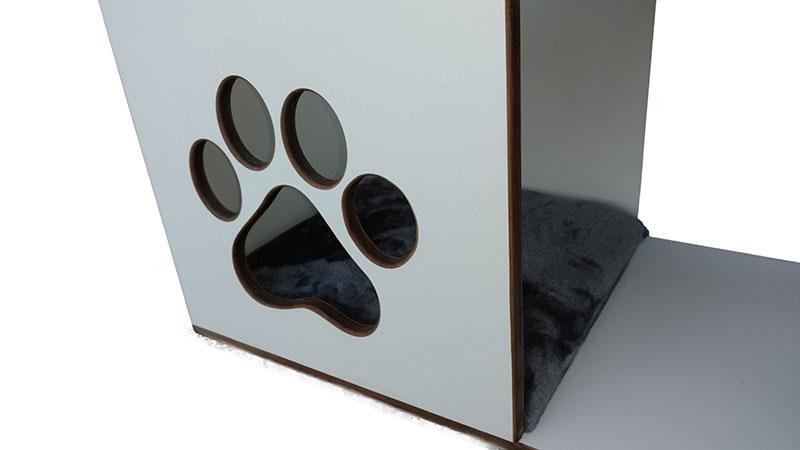 Estante para gatos linha Classic