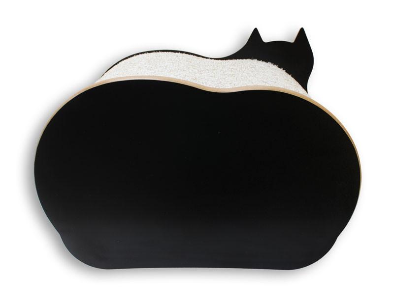 Nicho Casinha Cama Toca para gato - Dream´s  Cat  - Preto - Illimani Marinho