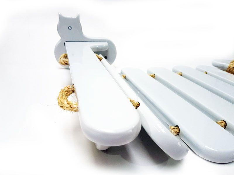 Ponte para gatos pênsil Linha Elegance