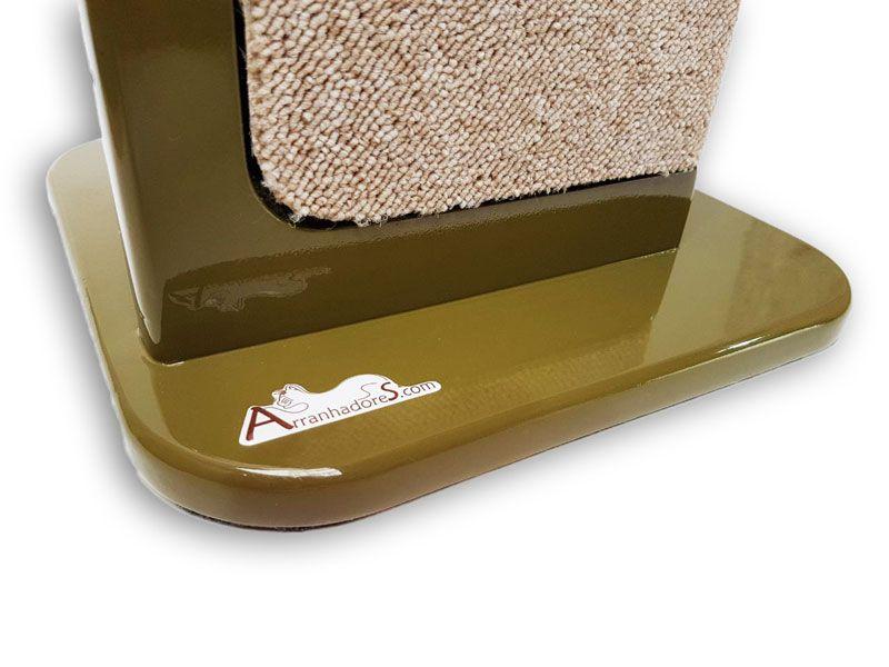 Protetor de Canto sofá Arranhador para gatos Elegance Verde