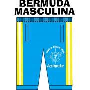 Bermuda Masculina Azimute