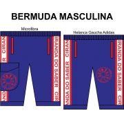 Bermuda Masculina Ciranda do Saber