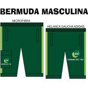Bermuda Masculina COC - Zona Sul