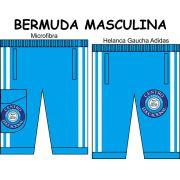 Bermuda Masculina Ser e Aprender