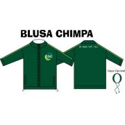 Blusa Chimpa COC - Zona Sul