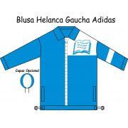 Blusa Helanca Gaucha Adidas Aberta Ayr Picanço