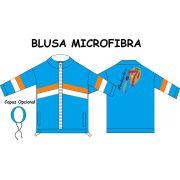 Blusa Microfibra Pintando o 7