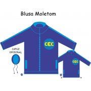Blusa Moletom CEC