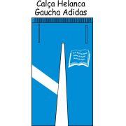 Calça Helanca Gaucha Adidas Ayr Picanço