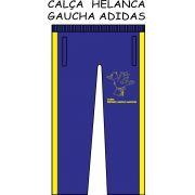 Calça Helanca Gaucha Adidas Fernão Capelo Gaivota