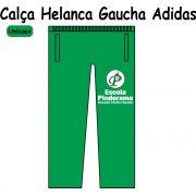 Calça Helanca Gaucha Adidas Pindorama