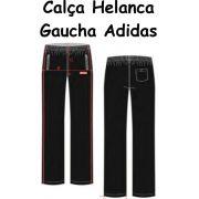 Calça Helanca Gaucha Adidas Sesi