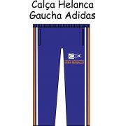 Calça Helanca Gaucha Adidas Vera Magaldi