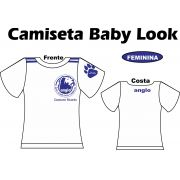 Camiseta Baby Look Anglo