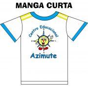 Camiseta Manga Curta Azimute
