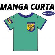 Camiseta Manga Curta Iguatemy Ed. Infantil ao Fundamental