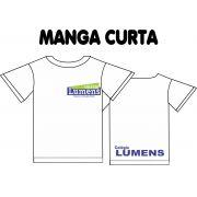 Camiseta Manga Curta Lumens