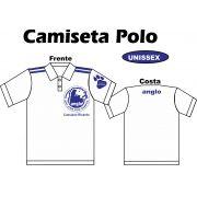 Camiseta Manga Curta Polo Anglo SJC