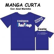 Camiseta Manga Curta Marinho Univap 1/5