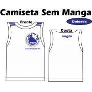 Camiseta Sem Manga Anglo