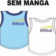 Camiseta Sem Manga Evoluti