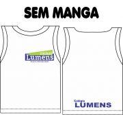 Camiseta Sem Manga Lumens