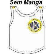 Camiseta Sem Manga Mercedes