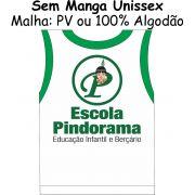 Camiseta Sem Manga Pindorama