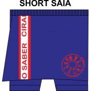 Short Saia Feminino Ciranda do Saber