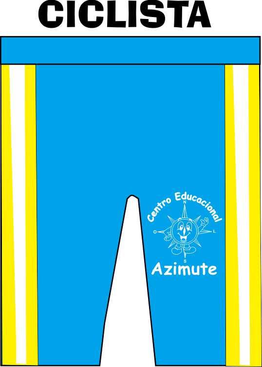 Bermuda Ciclista Azimute