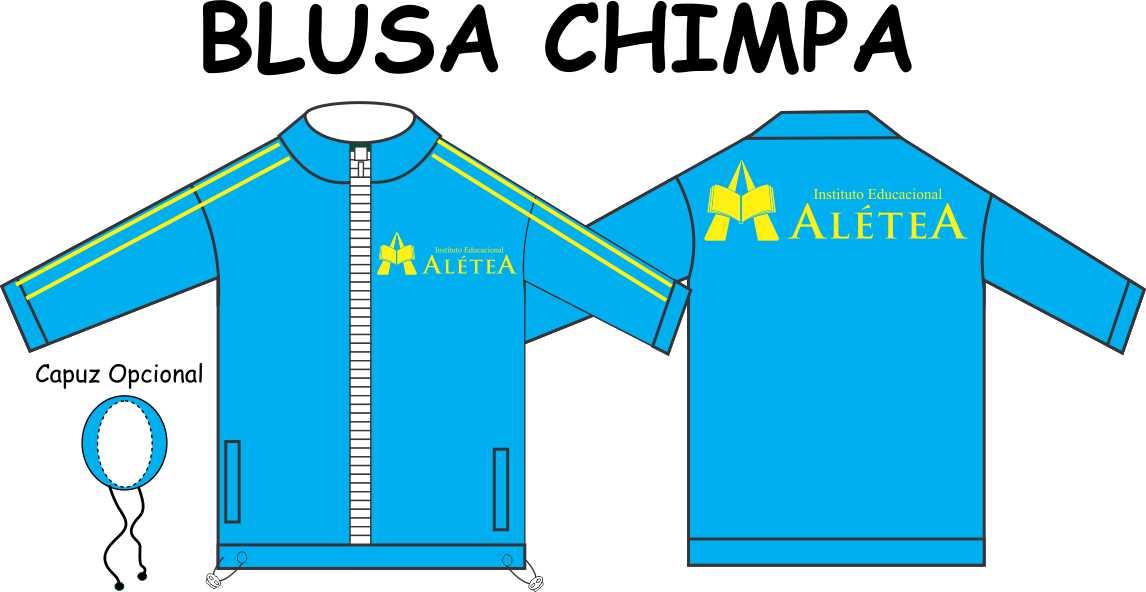 Blusa Chimpa Alétea