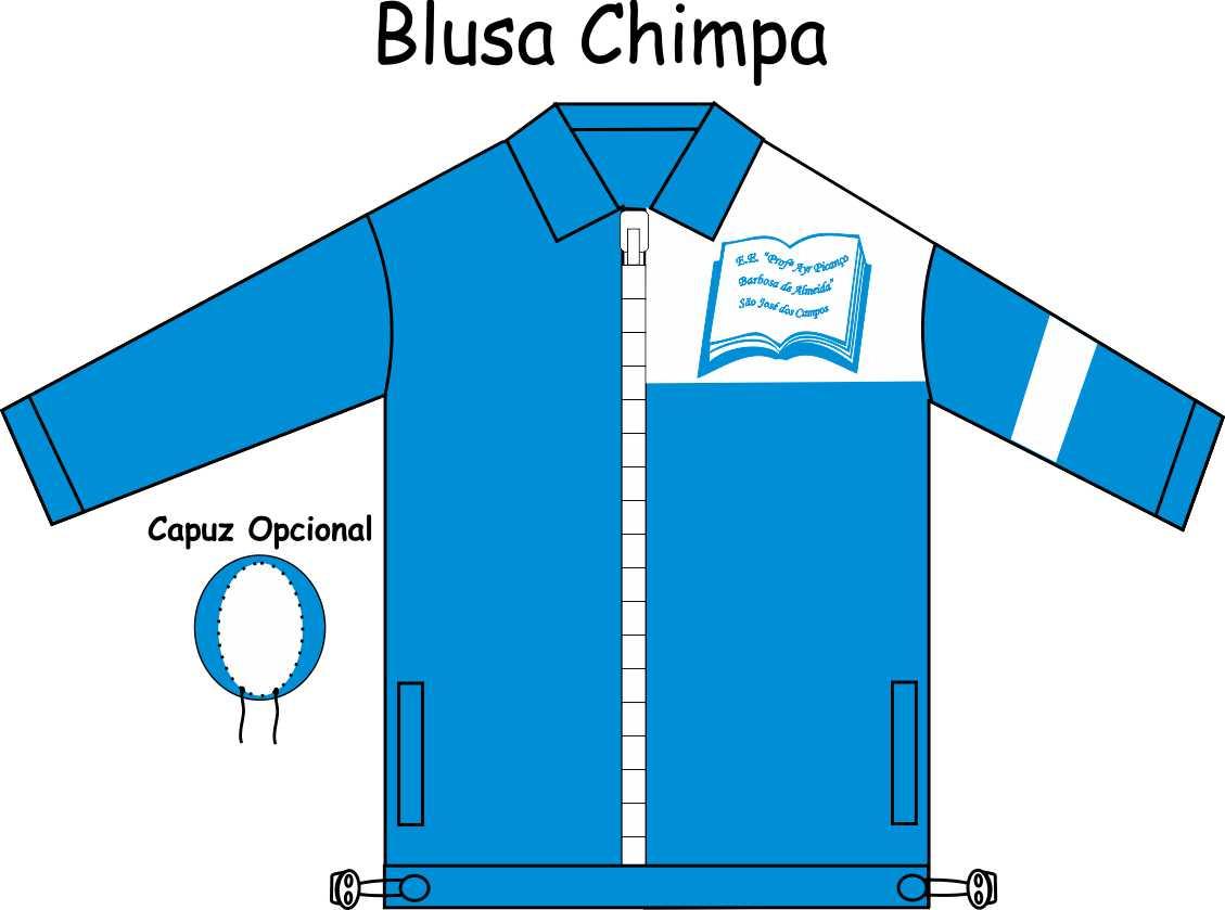 Blusa Chimpa Ayr Picanço