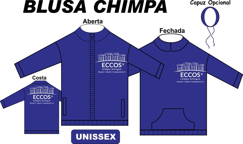 Blusa Chimpa Eccos