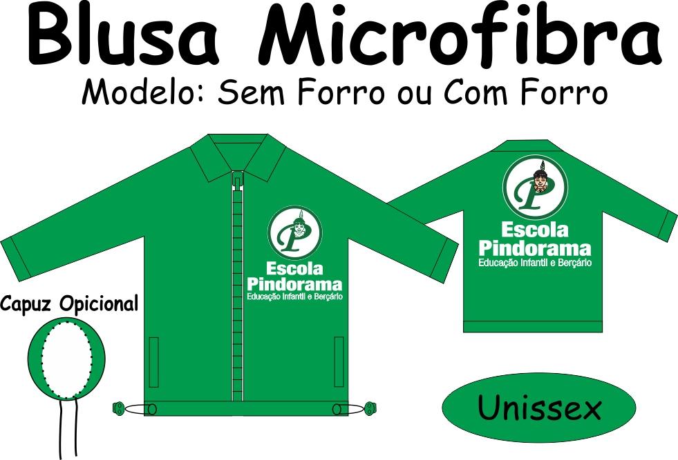 Blusa Microfibra  Pindorama