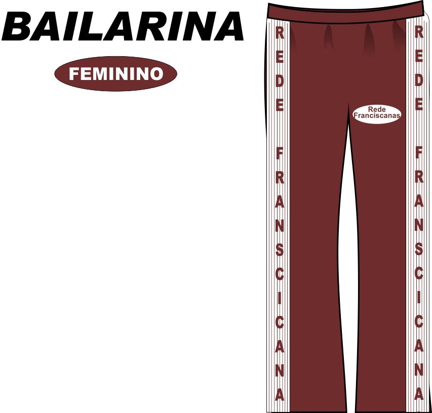 Calça Bailarina Franciscano NSA
