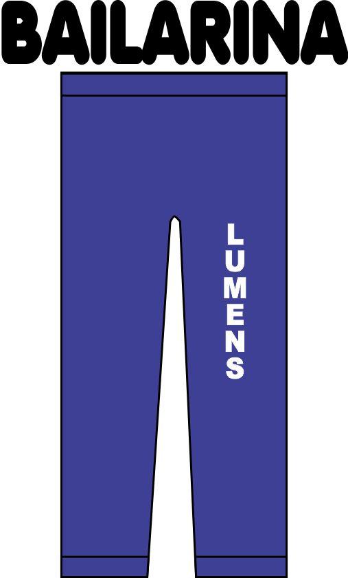 Calça Bailarina Lumens