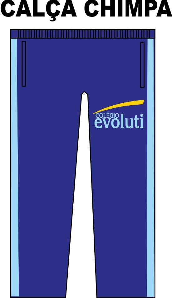 Calça Chimpa Evoluti