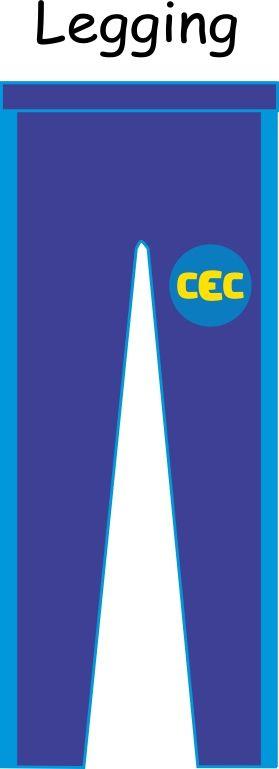 Calça Legging CEC