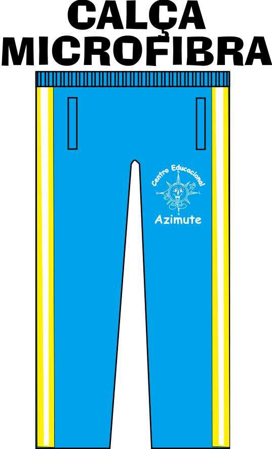 Calça Microfibra Azimute