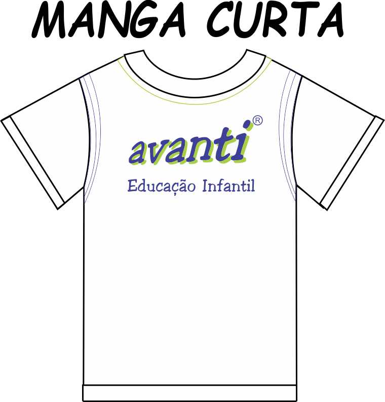 Camiseta Manga Curta Avanti