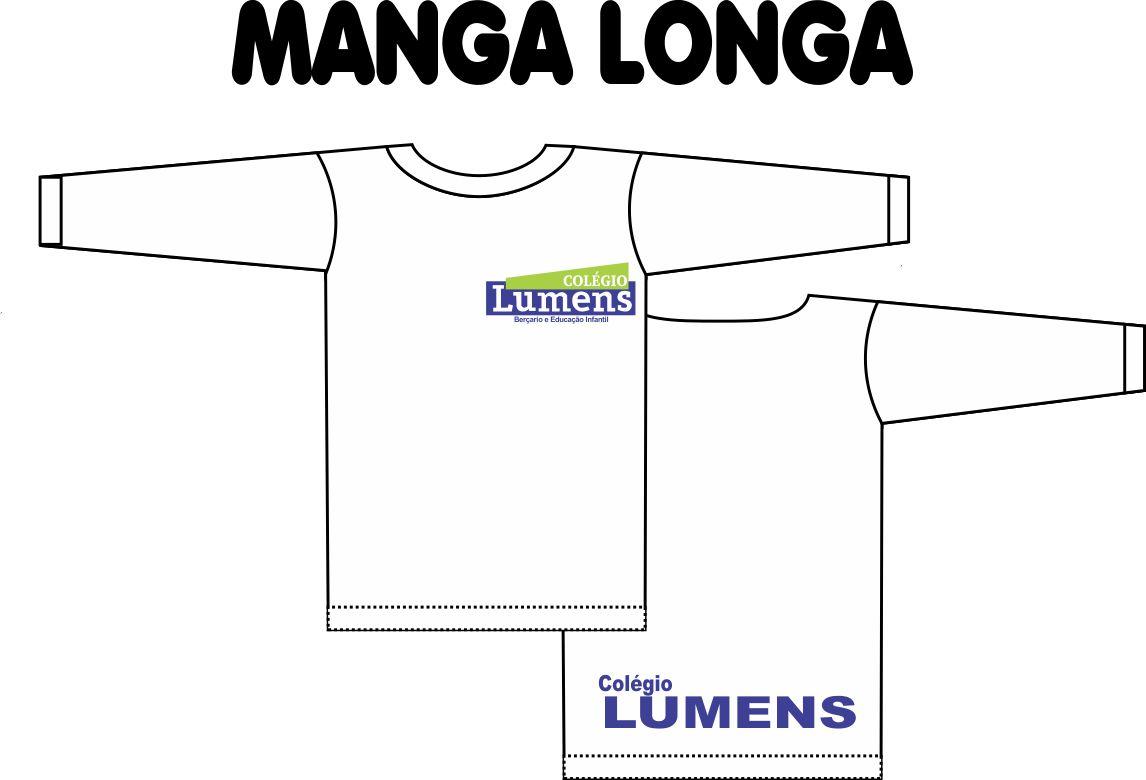 Camiseta Manga Longa Lumens
