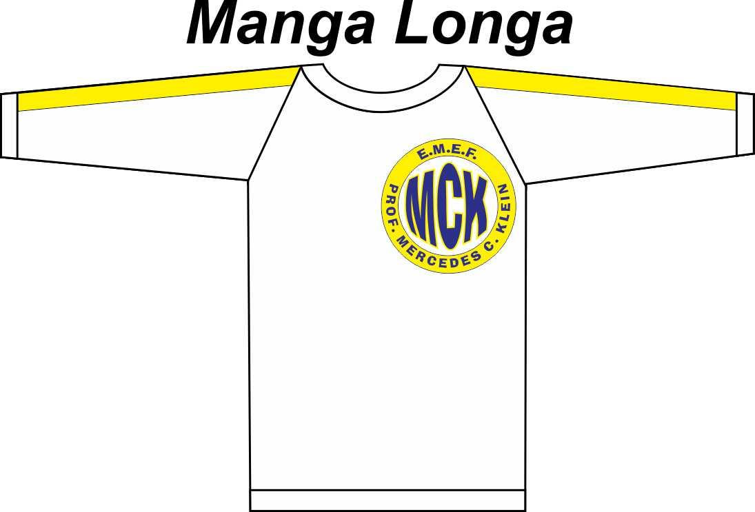 Camiseta Manga Longa Mercedes