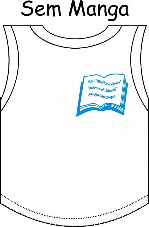 Camiseta Sem Manga Ayr Picanço